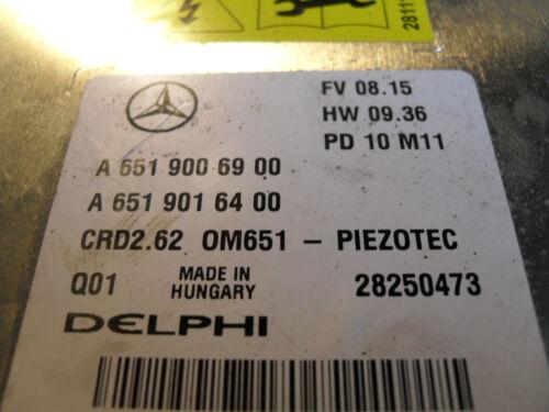 MERCEDES-BENZ-W204//211//212-OM651-STGT-MOTOR//6519006900//651 900 69 00//