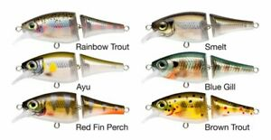 Rapala-BX-Jointed-Shad-Fishing-Lures-BRAND-NEW-Ottos-TW