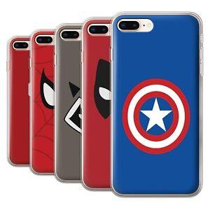 Gel-TPU-Case-for-Apple-iPhone-8-Plus-Super-Hero-Comic-Art
