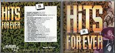 CD 20T HITS FOR EVER 8/ PAUL ANKA / THE PLATTERS / RAY CHARLES    TRES BON ETAT
