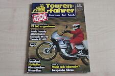 164512) BMW R 100 RS - Yamaha XS 400 - Tourenfahrer 03/1987