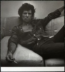 THE-ROLLING-STONES-POSTER-PAGE-1980-KEITH-RICHARDS-Y65