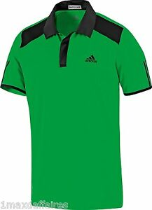 Détails sur Polo ADIDAS Barricade Tradition Maillot HOMME T.L Sport Running Entrainement MC
