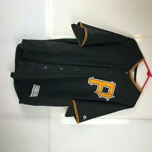 Majestic MLB Mens Pittsburgh Pirates Mccutchen #22 Stitched Jersey XL