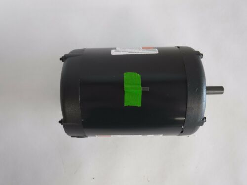 3-Phase 1HP General Purpose Motor Voltage 208-230//4 1725 Nameplate RPM E