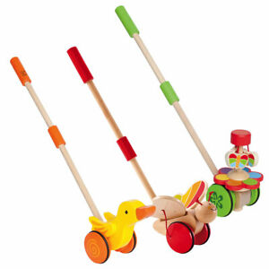 Kaplan Early Learning Whimsical Push Toy Trio | eBay