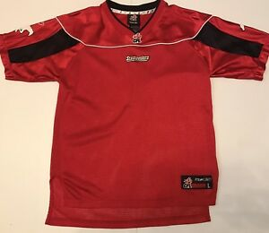 NEW-Authentic-Calgary-Stampeders-Reebok-Youth-Large-14-16-CFL-Jersey