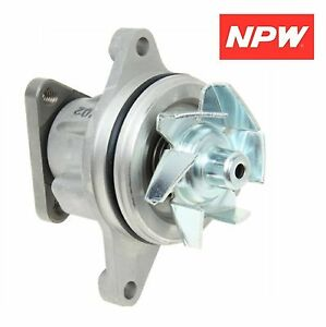 npw engine water pump for gmc envoy l6; 4 2l 2005 2007 ebayimage is loading npw engine water pump for gmc envoy l6