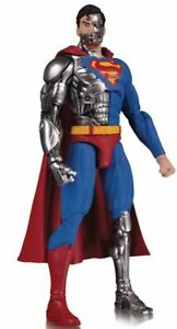 Dc-Essentials-Ligne-Cyborg-Superman-Action-Figurine