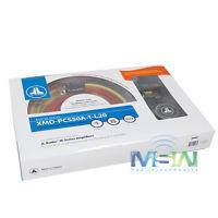 Jl Audio Xmd-pcs50a-1-l20 Premium 6 Awg Marine Power Amplifier Install Kit 20 Ft