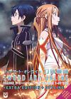 DVD Sword Art Online Season 1 + 2 Complete Box Set TV 1-49 End *ENGLISH VERSION*