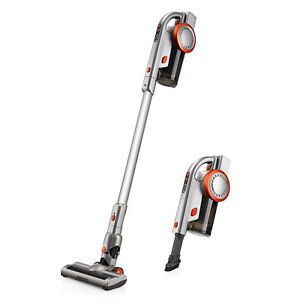 PUPPYOO Brushless Motor Cordless Vacuum Cleaner LED 200W 45Min 17000pa A9US 2200