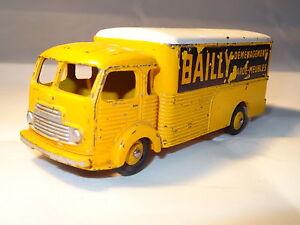 Cargo Van 'Bailly Dinky Française - 33 An