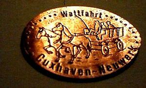 Elongated-Coin-Cuxhaven-Wattfahrt-nach-Neuwerk-C-160-4