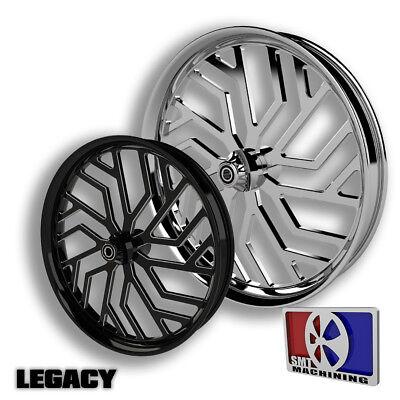 30 Inch Legacy Custom Motorcycle Wheel Harley Bagger Touring Ebay