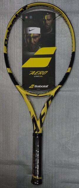 Babolat Pure Aero Nadal 100 head 10.6oz 27 inches 4 3//8 grip Tennis Racquet