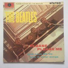 The Beatles - Please Please Me - 1963 GT Britain - Parlophone - Vinyl LP