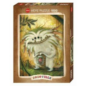 ZOZOVILLE - VEGGIE - Heye Puzzle 29898 - 1000 Teile Pcs.