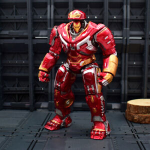 18cm-Avengers-Endgame-Iron-Man-Hulkbuster-2-0-Action-Figure-Mark-Joints-Move-Toy