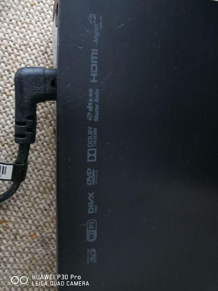 Blu-ray afspiller, Samsung, Perfekt