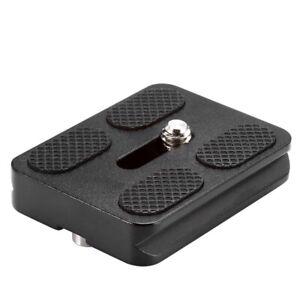 Neewer-PU-50-Universal-Quick-Release-Plate-for-Benro-Arca-Swiss-Tripod-Ball-Head