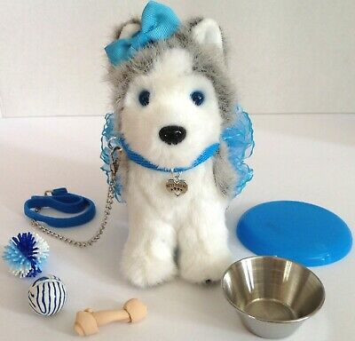 "Leash Collar Fits Grace Pet Bon Bon Dog for American Girl Doll 18/"" Accessories"