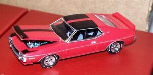 1971 AMC JAVELIN AMX Yellow UTH DIECAST 432 made