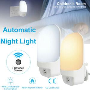 Automatic-Lighting-Sensor-Night-Light-Wall-Lamp-Control-for-Kids-bedroom-Plug-In
