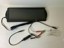 Sunway Solar Panel Car Battery Trickle Charger Amp Maintainer 5w 12v Solar Power