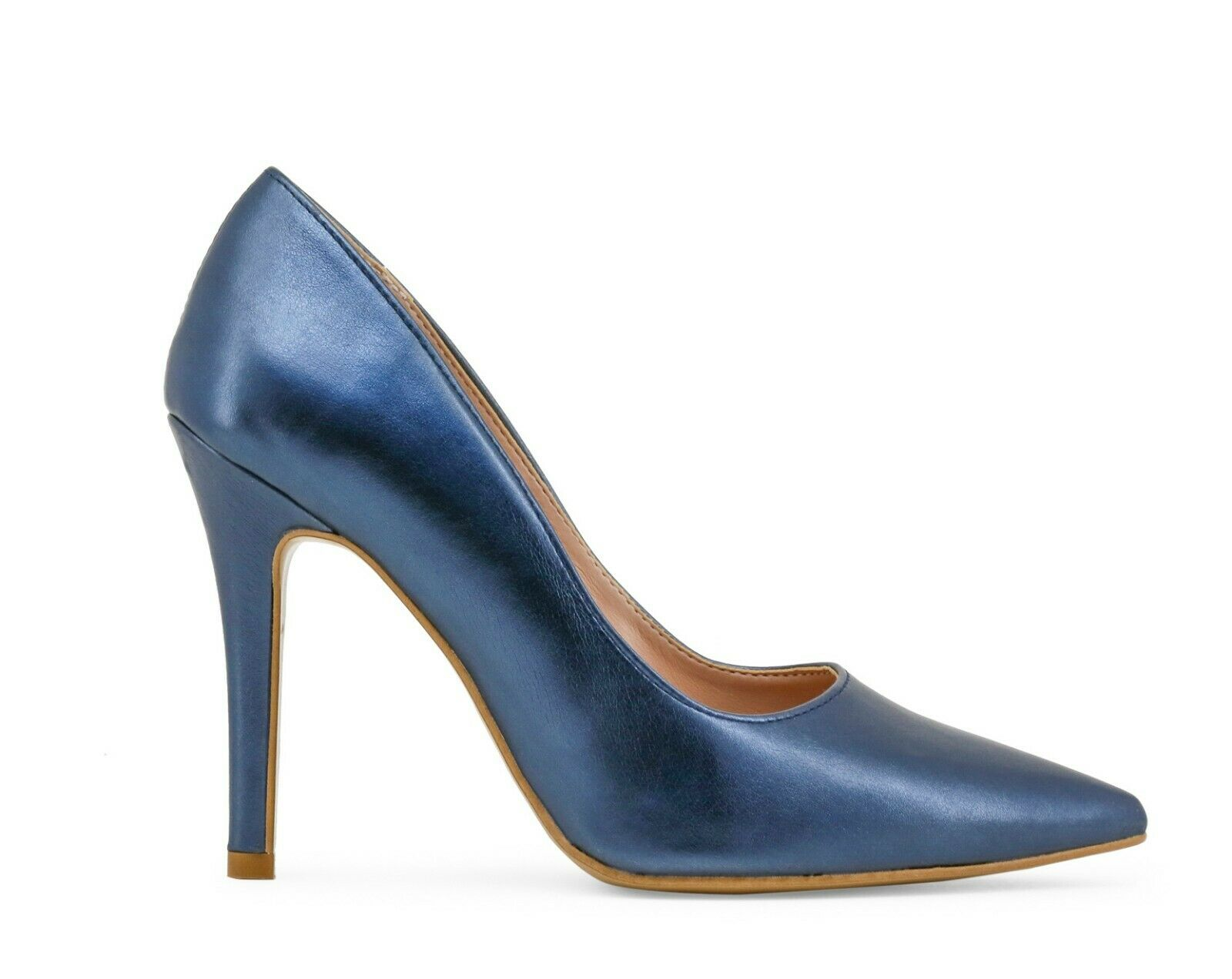 WOMENS LADIES HIGH HEEL PUMPS PUMPS PUMPS POINTED OFFICE PARTY DESIGNER BRANDED COURT SHOES f28289