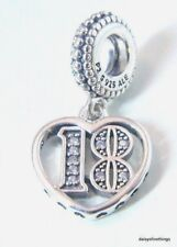2 Silver Charms Antique Silver Plated Charms 39mm G17518