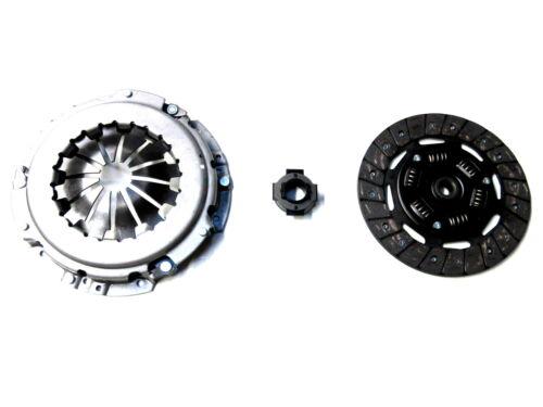 Kupplungssatz 3-teilig in Originalqualität Fiat 500 1,3L Multijet 07