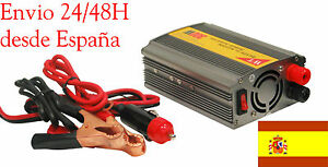 POWER-INVERTER-Conversor-12V-DC-a-220V-AC-300W