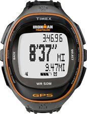 Timex Ironman run entrenador con gps-tecnología t5k549