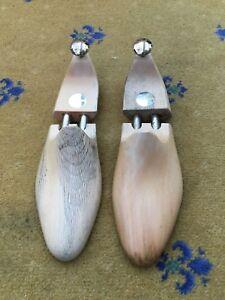 John-Lobb-Mens-Shoes-Wood-Shoe-Trees-UK-6-US-7-EU-40-Wooden