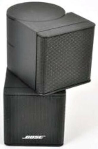 Bose Audio Jewel Double Cube Speaker SINGLE Black Lifestyle 38//48//V30//V35 Swivel