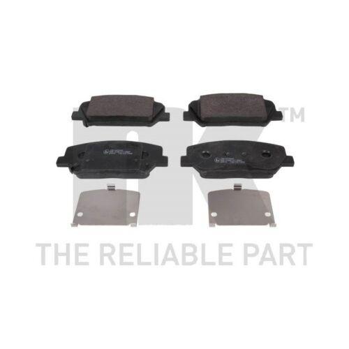 NK Bremsbeläge vorne Hyundai I30 Veloster Kia Ceed Cerato Pro