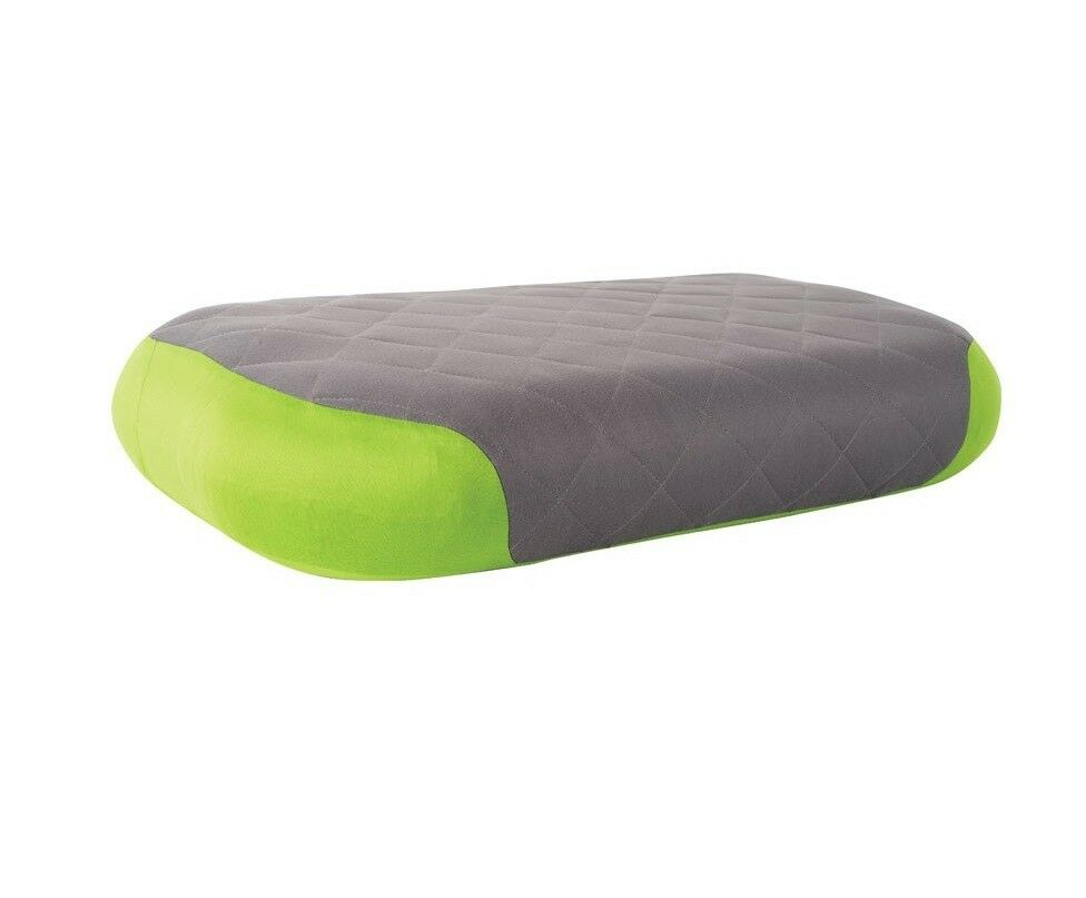 SEA TO SUMMIT AEROS PILLOW PREMIUM DELUX INFLATING COMPACT TRAVEL PILLOW
