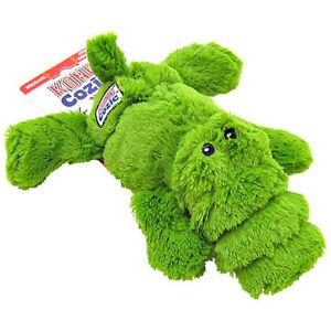 Kong-Cozie-Ali-Gator-Dog-Toy-Free-shiping-Size-Med