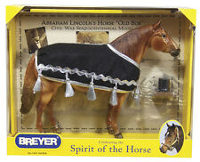 Breyer 1442 Abraham Lincoln Horse Old Bob Model Toy History Figurine - NIB