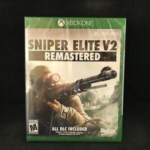 Sniper-Elite-V2-Remastered-Xbox-One-Brand-New-Region-Free