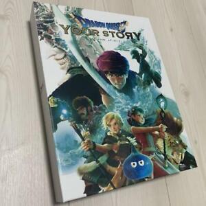 Dragon-Quest-su-historia-Primera-Edicion-Limitada-2-Blu-ray-Steelbook-Japon
