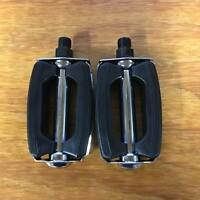 Bicycle Bow Pedals For Huffy Sears Amf Roadmaster Bikes 9/16 Thread