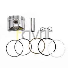 Piston Rings Kit For 110cc X15 X18 X19 X22 4 Stroke Mini Bike Parts Super Pocket