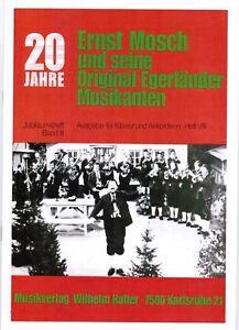 Akkordeon-Noten-ERNST-MOSCH-und-Original-Egerlaender-Jubilaeumsheft-3-mittel