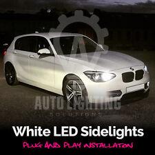 BMW 1 Series E87 2003 - 2012 Xenon White LED Side Light sidelights Upgrade Bulbs