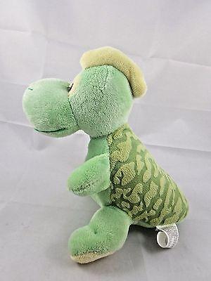 Green Dinosaur Plush 8
