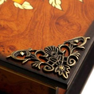 Decorative Metal Corner Protectors Furniture Edge Covers