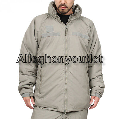 US Army Veste ECWCS GEN III Polartec Fleece Veste Jacket Cold Weather Small Reg.