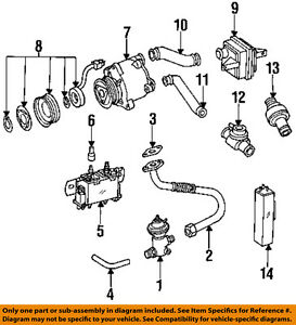 Mercedes Egr Valve Diagram - All Diagram Schematics
